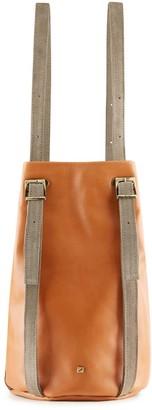 Maria Maleta Drawstring Backpack Amber