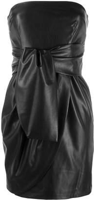 Liu Jo bow bandeau dress
