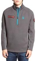 Spyder Men's Fleece Lined Pullover Jacket