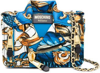 Moschino Signature Jacket Bag