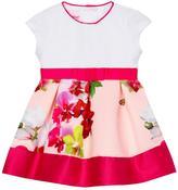 Ted Baker Baby Girls Floral Print Dress
