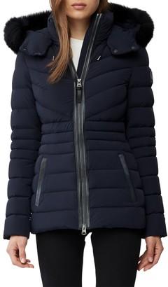 Mackage Fox Fur Down Filled Jacket