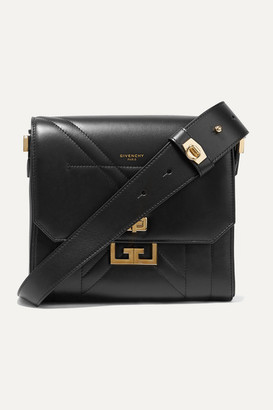 Givenchy Eden Medium Quilted Leather Shoulder Bag - Black