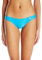 Body Glove Women's Smoothies Fiji Low Rise Cheeky Bikini Bottom