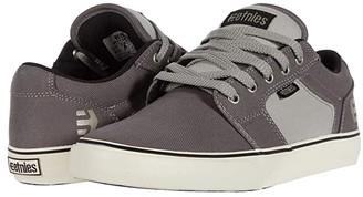 Etnies Barge Preserve (Grey/Tan) Men's Skate Shoes