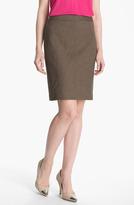 Halogen 'Subtle Stretch' Skirt