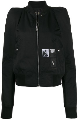 Rick Owens Flight bomber jacket