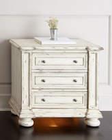 Hooker Furniture Edina Three-Drawer Nightstand