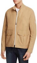 Gloverall Cotton Zip Front Jacket