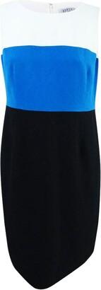 Kasper Women's Color Block Dress