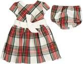 Polo Ralph Lauren Baby Girls Bow Waist Check Dress
