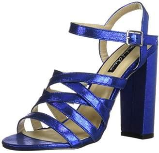 Michael Antonio Women's Jayla Heeled Sandal 5 M US