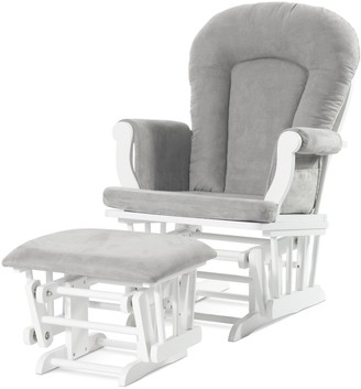 Child Craft Forever Eclectic Cozy Glider and Ottoman