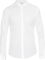 Gucci Duke-fit pin-dot fil coupé cotton shirt