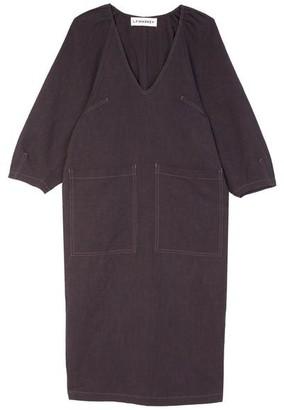 L.F. Markey Mercer Dress Black - S / UK 10