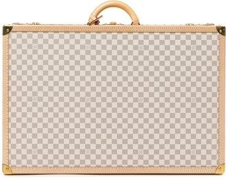 Louis Vuitton pre-owned Alzer 70 trunk