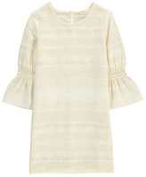 Sessun Abbey Pleated Sleeve Dress
