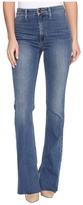 Joe's Jeans Microflare High-Rise Skinny Flare in Erikka