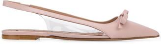RED Valentino RED(V) Sandie ballerina shoes
