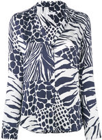 Equipment Adalyn printed shirt - women - Silk - XS