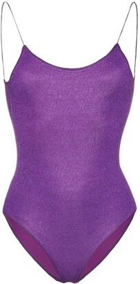 Oseree Purple Lumiere swimsuit