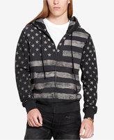 Denim & Supply Ralph Lauren Men's American Flag French Terry Zip Hoodie