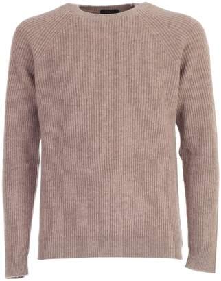 Zanone Sweater Round Neck