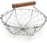 Sur La Table Small Round Aluminum Basket