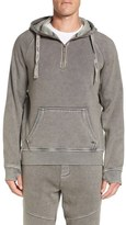 UGG 'Cooper' Washed Stretch Cotton Hoodie