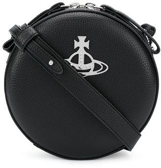 Vivienne Westwood Logo Cross Body Bag