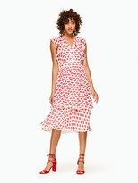Kate Spade Carnation raylen dress