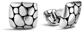 John Hardy Men's Kali Cufflinks in Sterling Silver
