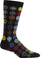 Ozone Emblem Dots Socks (2 Pairs) (Men's)