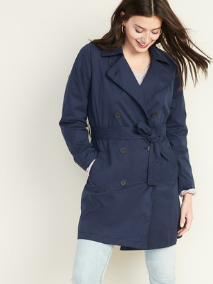 Old Navy Water-Resistant Trench Coat for Women