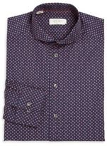 Eton Printed Slim Fit Shirt