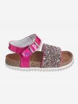 Vertbaudet Girls Glitter Sandals