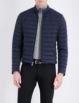 Ralph Lauren Purple Label Down-filled quilted shell jacket