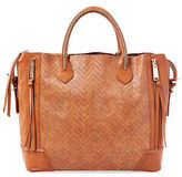 Steve Madden Nsh Textured Satchel Bag