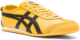 Onitsuka Tiger by Asics Mexico 66 in Yellow Black | FWRD