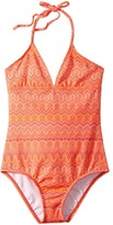 Ella Moss Printed One-Piece Girl's Swimsuits One Piece
