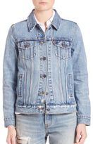 Levi's Boyfriend Denim Trucker Jacket