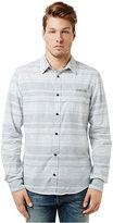Buffalo David Bitton Sacrement Stripe Long-Sleeve Sportshirt