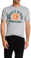 Original Retro Brand Miami Basketball Tee