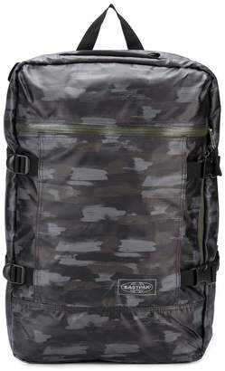 Eastpak Abstract Camouflage-Print Backpack