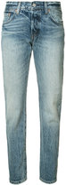 Levi's straight-leg jeans - women - Cotton - 25