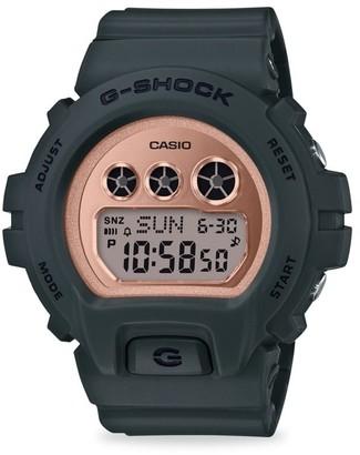 G-Shock Green Digital Watch