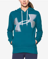 Under Armour Favorite Fleece Exploded Logo Hoodie