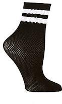 Emilio Cavallini Varsity Stripe Ankle Socks
