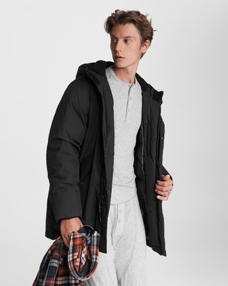 Rag & Bone M42 cotton puffer jacket
