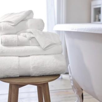 The White Company Five-Piece Bath-Linen Set, White, One Size